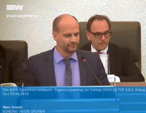 Grünen-Ratsfraktionschef Schulz: Journaille macht Bock zum Gärtner!