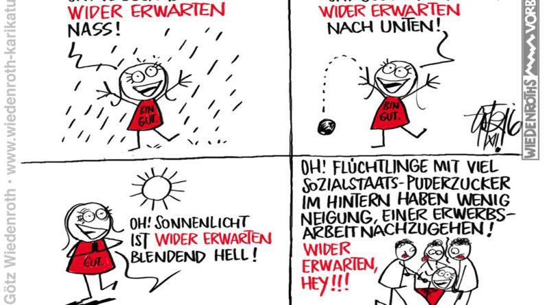 Freiwillige Aufnahme von Asyl-Begehrern: Viel heiße Luft vom Oberbürgermeister