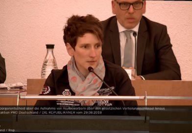 Ergänzung des Ratsberichts 24. September: Das System Verantwortungslosigkeit beim Altparteien-Block