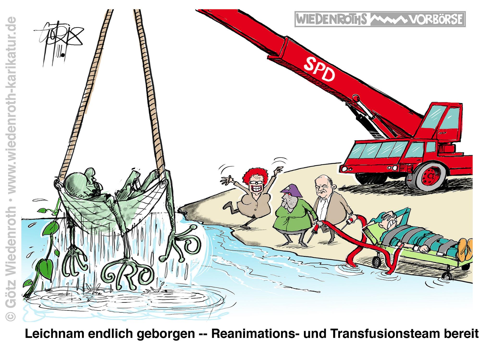 Rats-GroKo geplatzt – nun mit grünen Kulturmarxisten vom Regen in die Traufe?