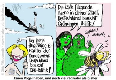 """Kommunalpolitischer Horror: Schwarz-grünes """"Kernbündnis"""""""
