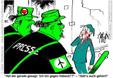 "Ideologische Genossen: ""Wuppertaler Rundschau"" bewirbt grüne Jungpolitikerin"