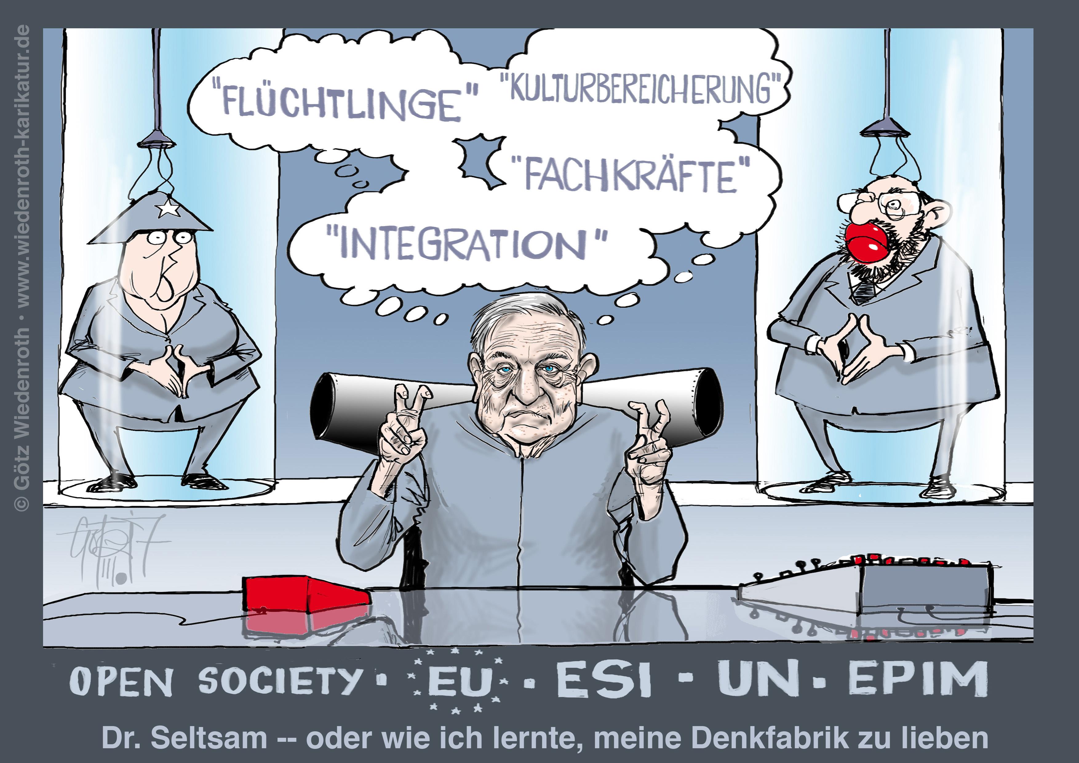 """Der Vorzeige-Asyl-Syrer in der WDR-""""Lokalzeit"""""""